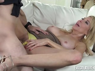 Erica Lauren Sucks Off and Fucks Patrick Delphia - EricaLaurenXXX