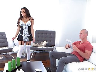 Deep orgasms once this busty MILF turns wild on load of shit