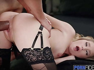 PORNFIDELITY Carolina Sweets Stretched Out By BBC