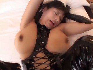 Lustful Japanese Hana Haruna amateur porn clip
