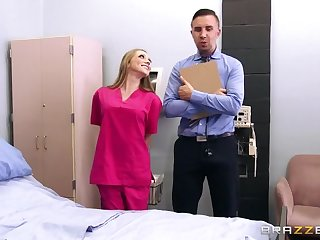 This Nurse Is a Hooker