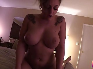Blackmailed My Neighbors THICC Cheating Milf Wife