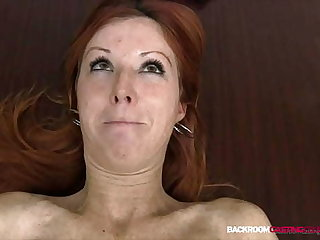 31yo MILF Dani Does Anal, Facial And Cum Gagging With Her Porn Debut!