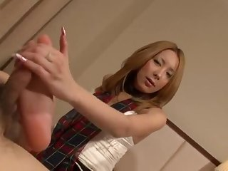 Horny xxx movie transsexual Asian breathtaking , watch it