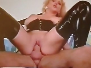 German Busty from the 80s