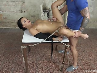 Off one's rocker male domination BDSM drives married woman crazy