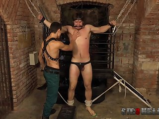Gays in rough scenes be proper of maledom XXX BDSM