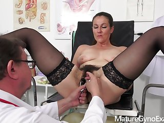 Valentina Ross has an obstacle biggest bush evermore